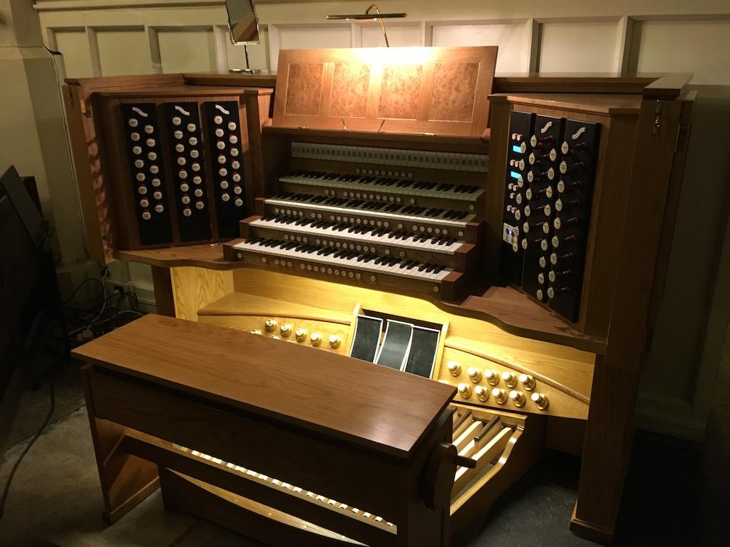 Romsey OrganWorks | Hauptwerk Virtual Pipe Organ Specialists
